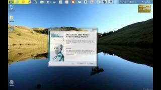 Eset Nod32 Version 5 Antivirus (Installation and Update)