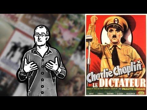 Analyse de séquence : Le Dictateur poster