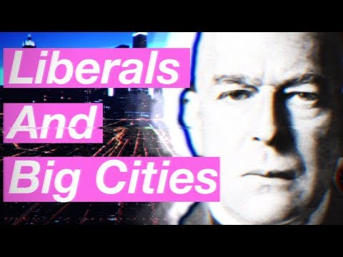 Liberals and Big Cities