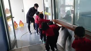 [서부YMCA] 아기스포츠단 소방안전교육 : 화재 시 …