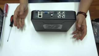 Обзор гибридного видеорегистратора AKS-204(Узнать цену и приобрести оборудование вы можете на сайте - http://itech56.ru/aks-204-gibridnyj-4-kanalnyj-videoregistrator.html 4-х канальн..., 2015-05-12T07:00:08.000Z)