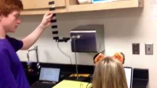 Physics Lab 3-picket Fence Free Fall