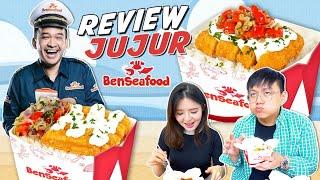 BENSEAFOOD By RUBEN ONSU !! JUAL SEAFOOD SERBA 15.000 !!