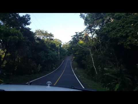 Traveling Via San Blas Road...Panama