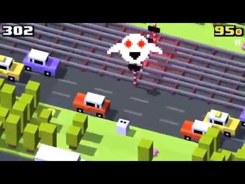 CROSSY ROAD / PRO gameplay mit Forget-me-not (394) - YouTube
