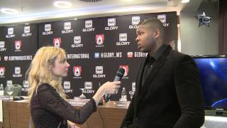 Glory 14 Zagreb - Jahfarr Wilnis interview