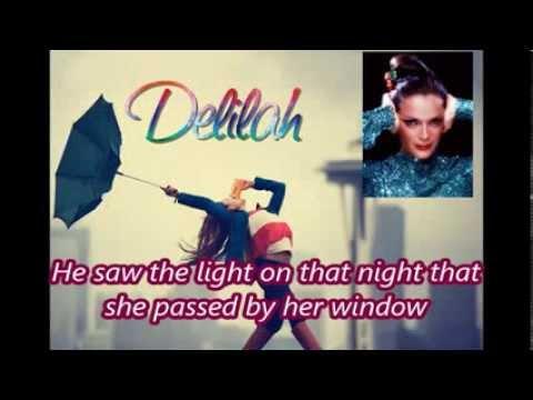 CONNIE FRANCIS - Delilah & Lyrics