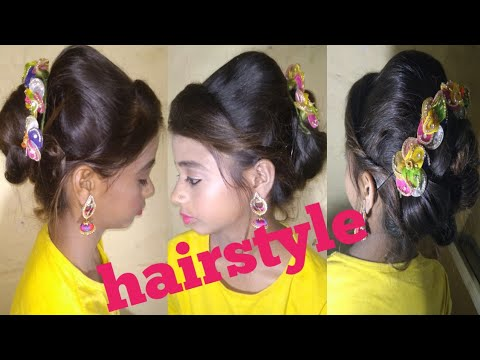easy hairstyle for medium hair for wedding
