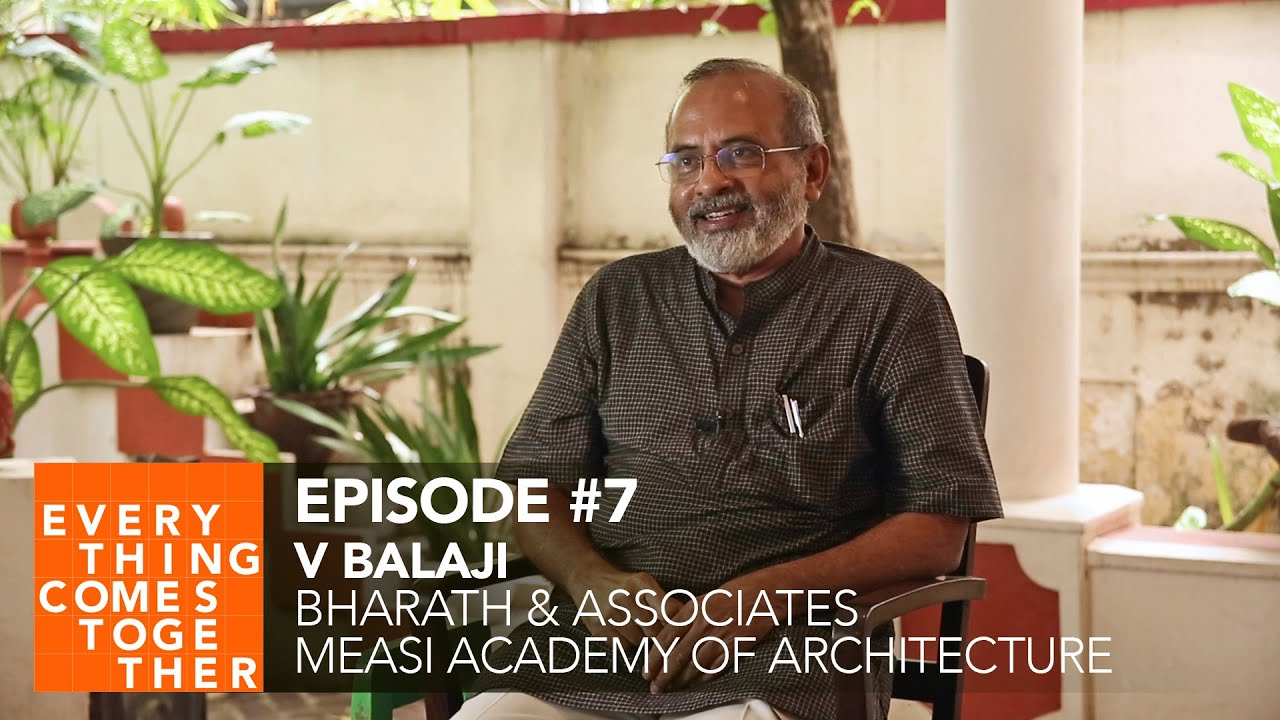 Ep #7 V Balaji (Bharath & Associates & MEASI) | Everything Comes Together Podcast