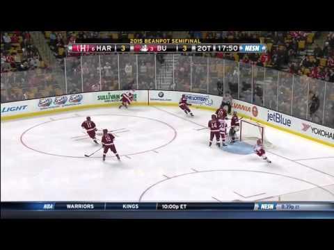 BU Hockey: Danny O'Regan