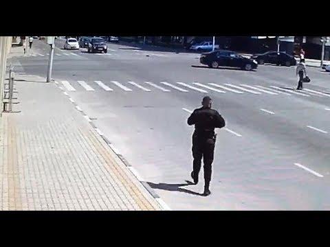 Сбил двух сотрудников УГИБДД по Чеченской Республике