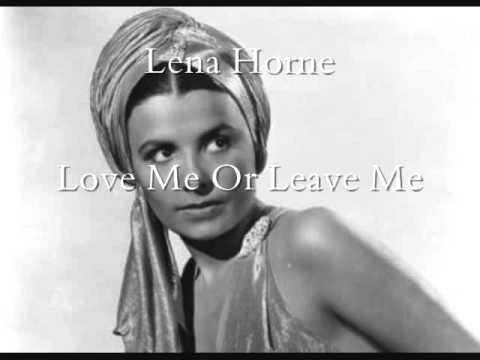 Lena Horne - Love from Lena