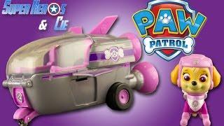 Pat Patrouille Stella Vaisseau Spatial Paw Patrol Skye Rocket Ship Jouet Patrulla Canina Juguetes