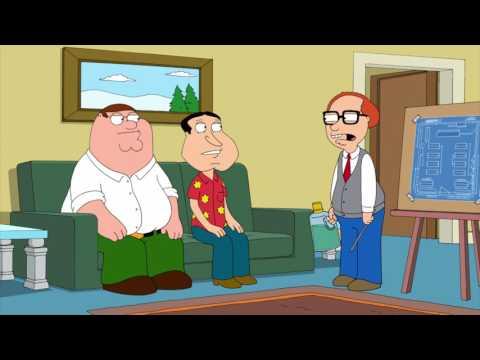 Family Guy - Mort Goldman's letter to Ritz Crackers