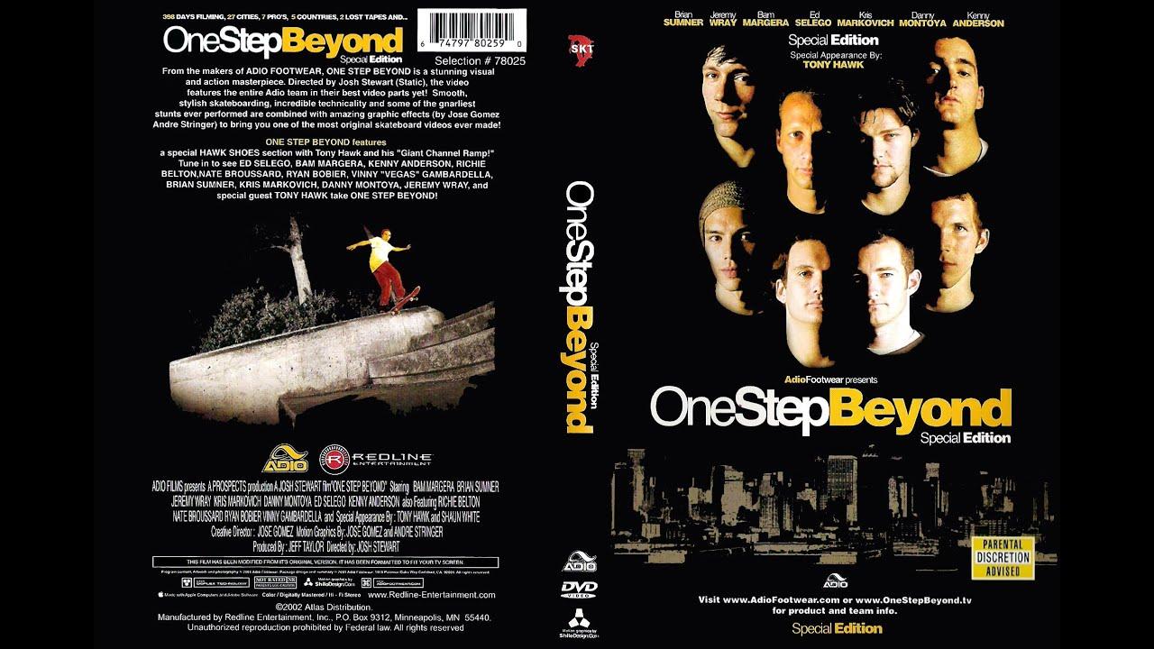 adio one step beyond full video 2013 hd remaster
