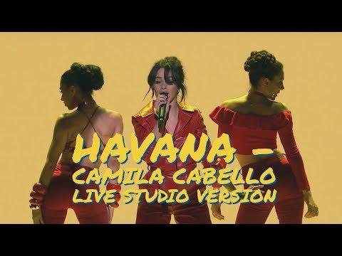 Camila Cabello -  Havana -  Live Studio Version  - JImmy Fallon