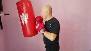 Уроки бокса в домашних условиях 6