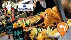 COMPLETE Vikings SM Megamall Lunch Buffet MENU | Food Trips TV