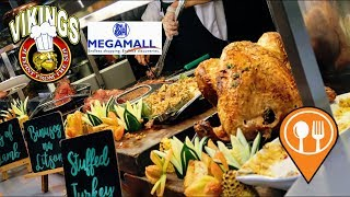 COMPLETE Vikings SM Megamall Lunch Buffet MENU | Food Trips TV