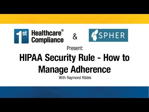 hipaa-security-rule---how-to-manage-adherence
