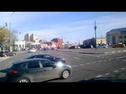 . Москва-Павелецкая-Таганская-Пролетарская-Волгоградский проспект-Текстильщики. Поездка на автобусе