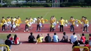 Sports Day - Yellow House