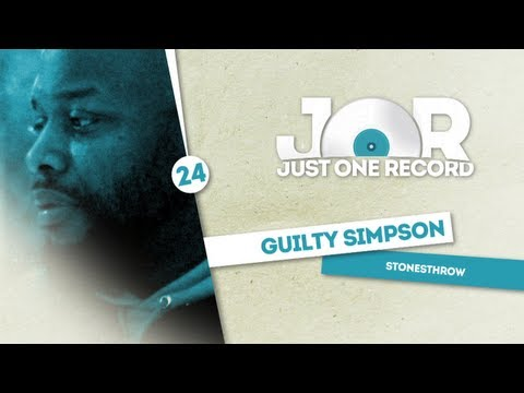 Guilty Simpson - Just One Record #24
