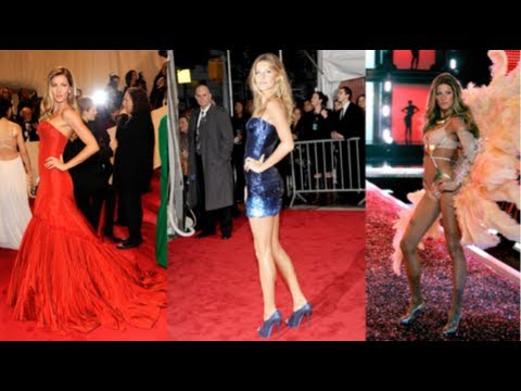 Gisele Bundchen Fashion, Supermodel Style, Fab Flash