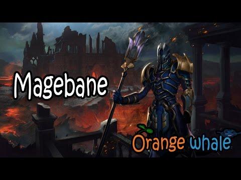 [HON whale] - EP.105 Magebane การไม่มีมานาใช้มันทรมานใช่มั้ยล่ะ !!