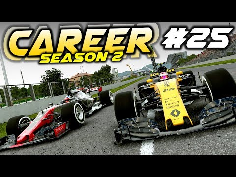 F1 2017 Career Mode Part 25: FIRST FAILURES ON THE CAR