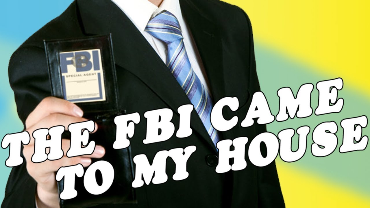 Storytime The Fbi Came To My House Youtube