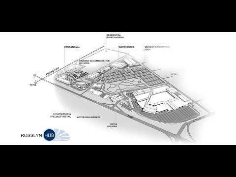 🇿🇦 R3-billion - Africa's first Auto City- Rosslyn Hub Mega Development - Pretoria✔