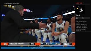 Finals: Memphis vs golden state game #6(3 -2)