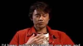 Tetsuo KURATA Interview #3 (subbed)
