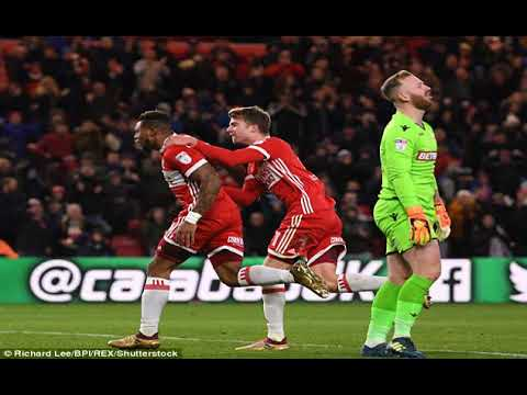 Middlesbrough2-0BoltonWanderers:TonyPuliswatcheson'