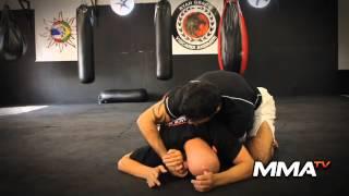 Viscardi Andrade - Video Aula Submission - Katagatame rodado partindo das costas.`