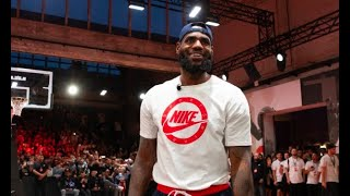 LeBron James is Way More Than Just a Superstar Basketball Player
