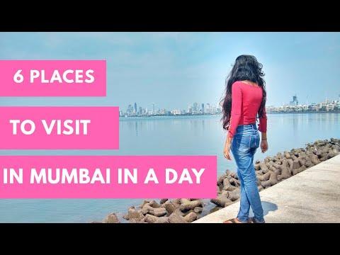 1 Day Mumbai Tour| Places To Visit In Mumbai In 1 Day ! | Mumbai Darshan | Places To Visit In Summer