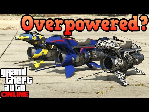 Is the Oppressor Mk2 overpowered? - GTA Online