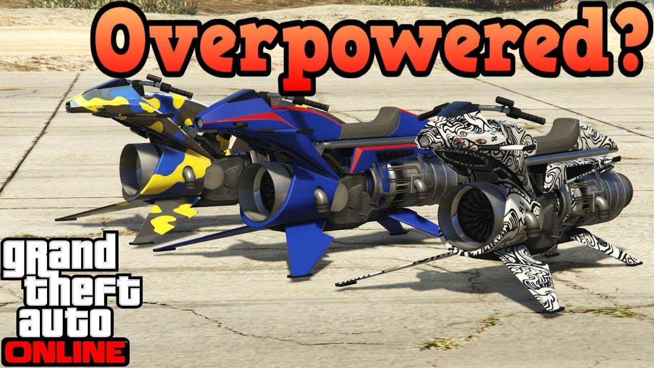 Is The Oppressor Mk2 Overpowered  - Gta Online