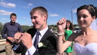 Свадьба в Сасово. танцклип Денис и Оксана