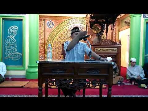 Ustadz Helmi Hidayat, ST, M.Pd | Tarawih Malam Ke 29 1439 H
