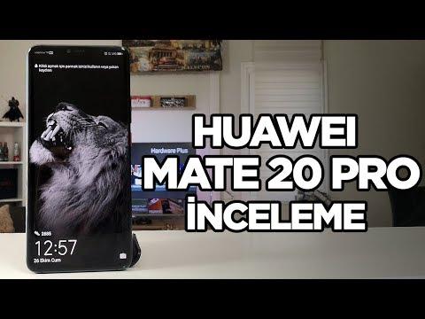 Huawei Mate 20 Pro inceleme - Yılın telefonu mu?