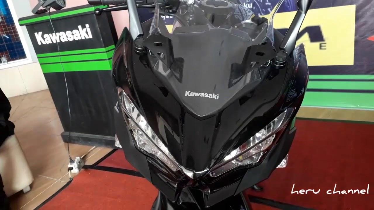 Full Details Kawasaki Ninja 250 Fi Black 2018