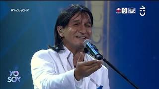 Roberto Carlos emocionó con su perfecta imitación del cantante brasileño | YO SOY CHILE| TEMPORADA 5