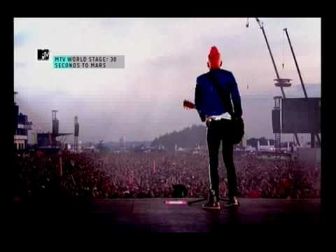 30 Seconds to Mars - Search and destroy(Live at Rock Am Ring 2010)