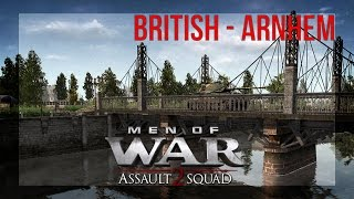 Men of War: Assault Squad 2 - [British] - Arnhem