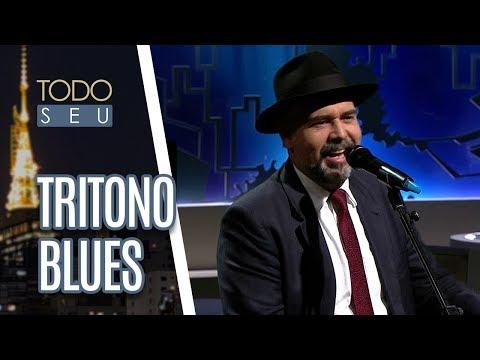 Musical Com A Banda Trítono Blues - Todo Seu (11/06/18)