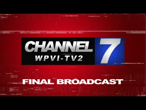 Channel 7 - Final Broadcast