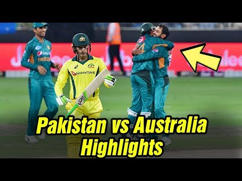 Who Is Going To Win? | Pakistan Vs Australia | Highlights | PCB